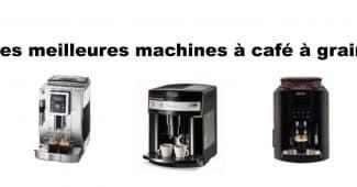 Machine à Café à grain comparatif des meilleurs produits